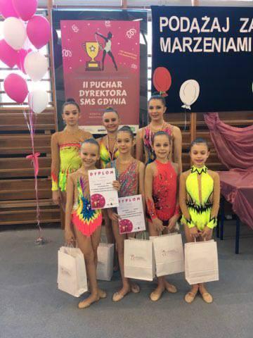 Puchar SMS Gdynia 2018 - reprezentacja